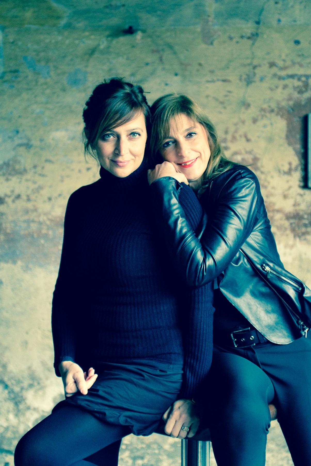 Le due titolari dello Studio