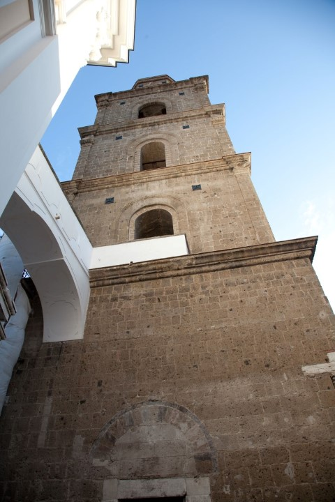 Progetto di Restauro del Campanile e del Duomo di Aversa
