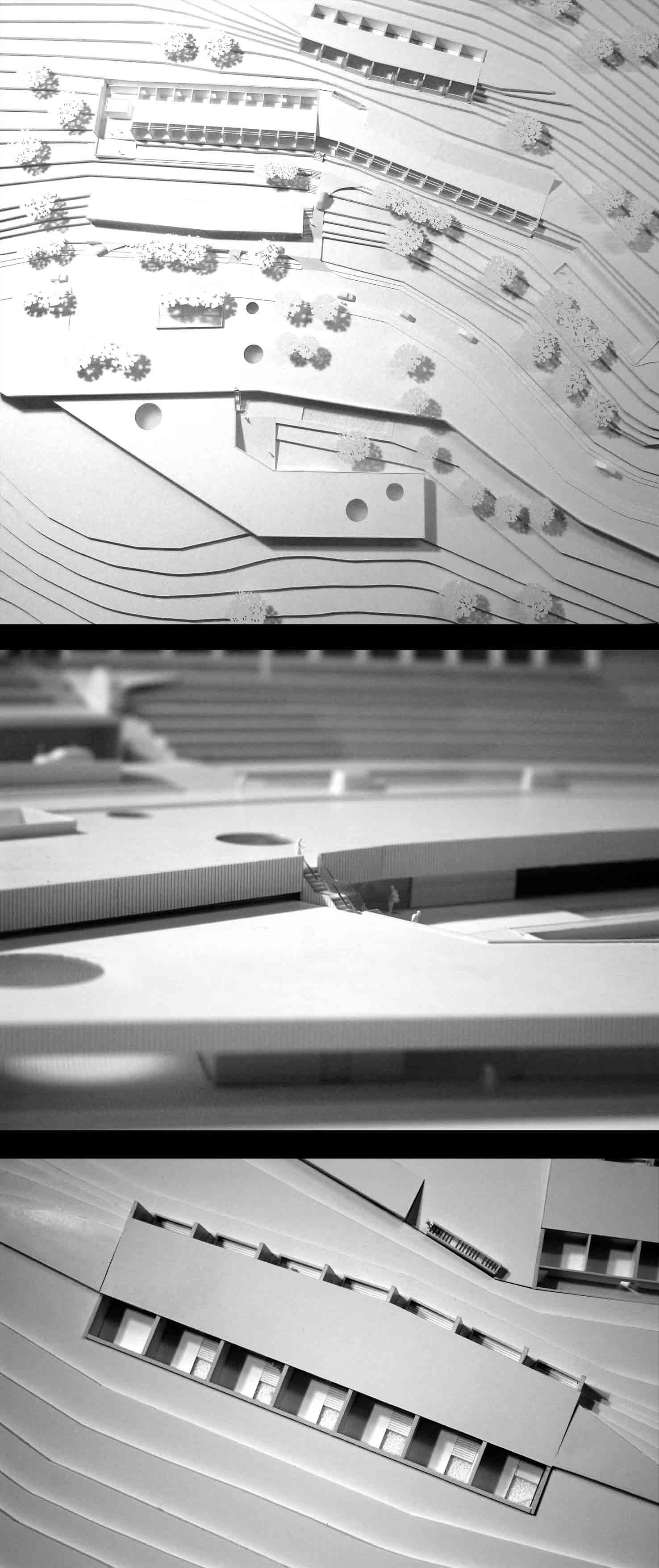 Immagine-render di un progetto firmato da Elena Graziano Architetto