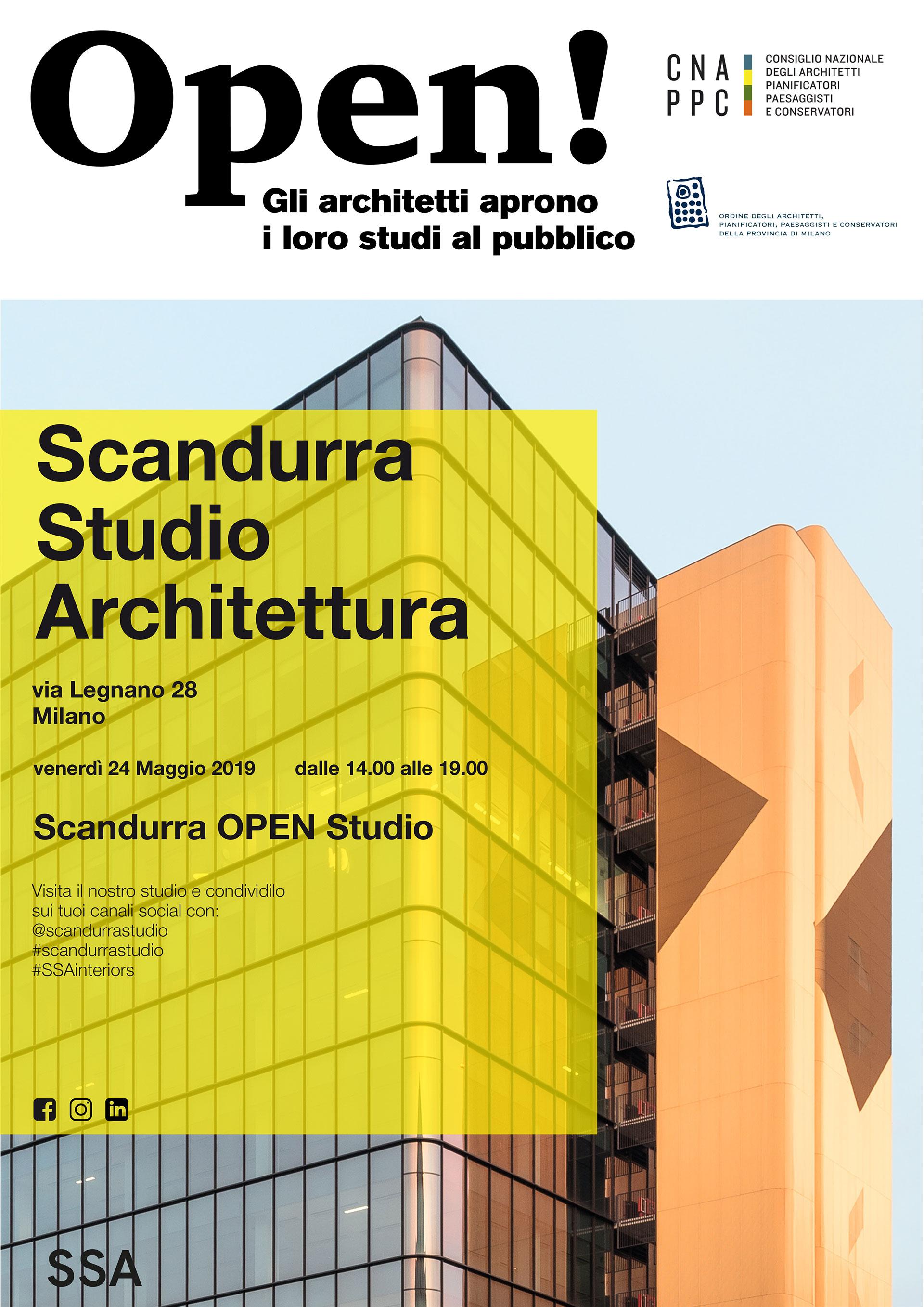 Fotografia di un edificio di progetto Sarca 235