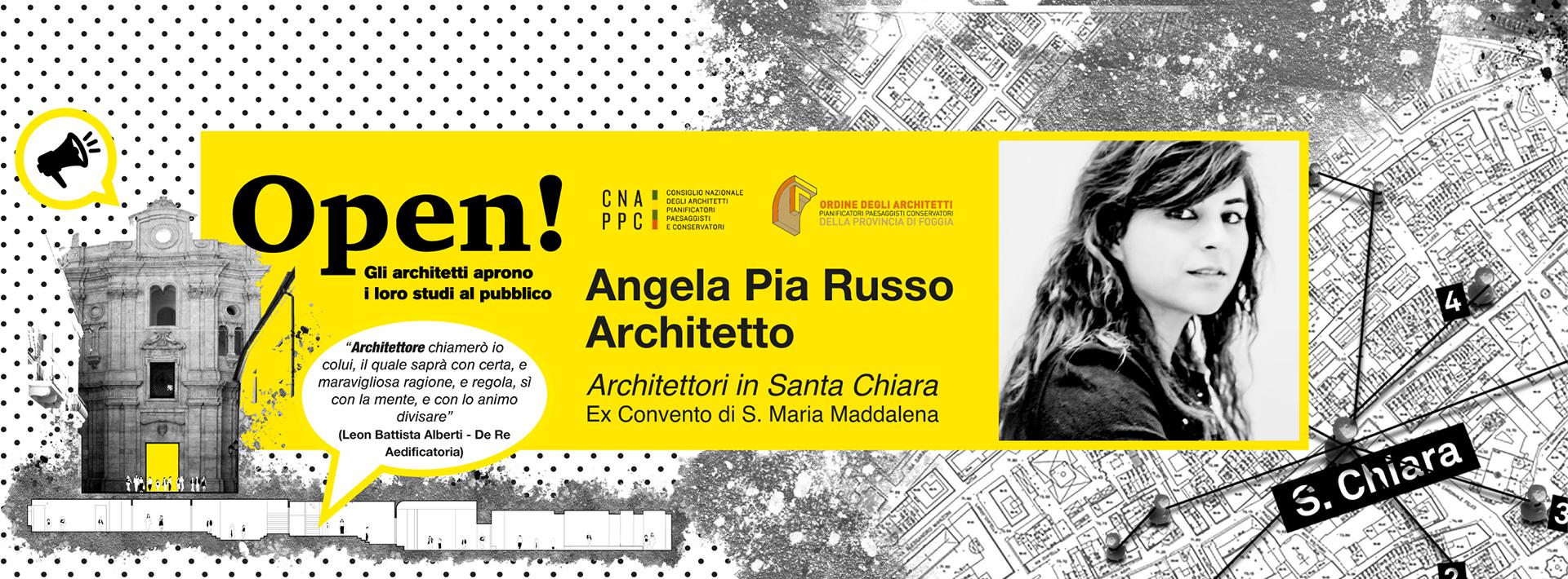 Descrizione evento e foto architetto