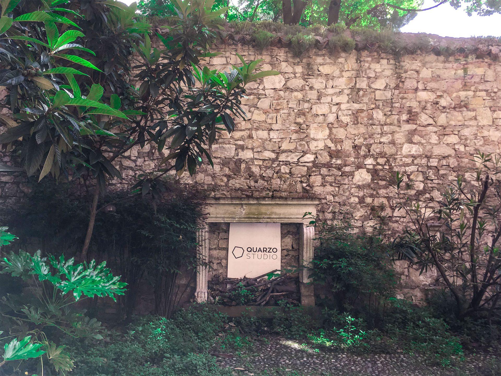 Il giardino di Quarzo