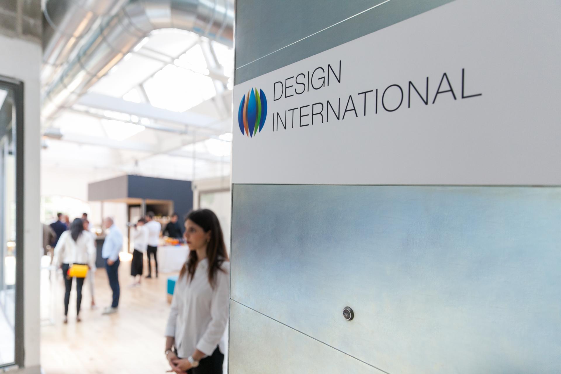 Design International e open