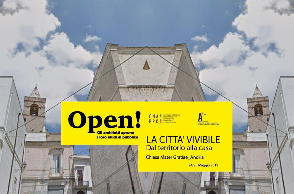 Dettaglio del Centro Storico della Città di Andria