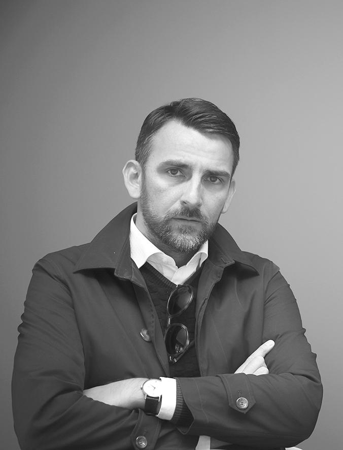Fotografia di Marco Zuttioni, architetto fondatore di Modourbano.