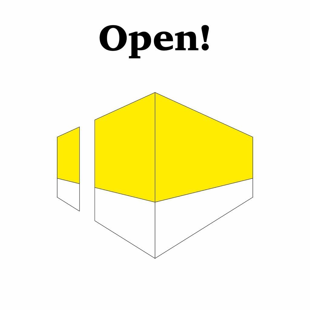 logo dell'evento open che raggruppa i professionisti dell'ordine di macerata
