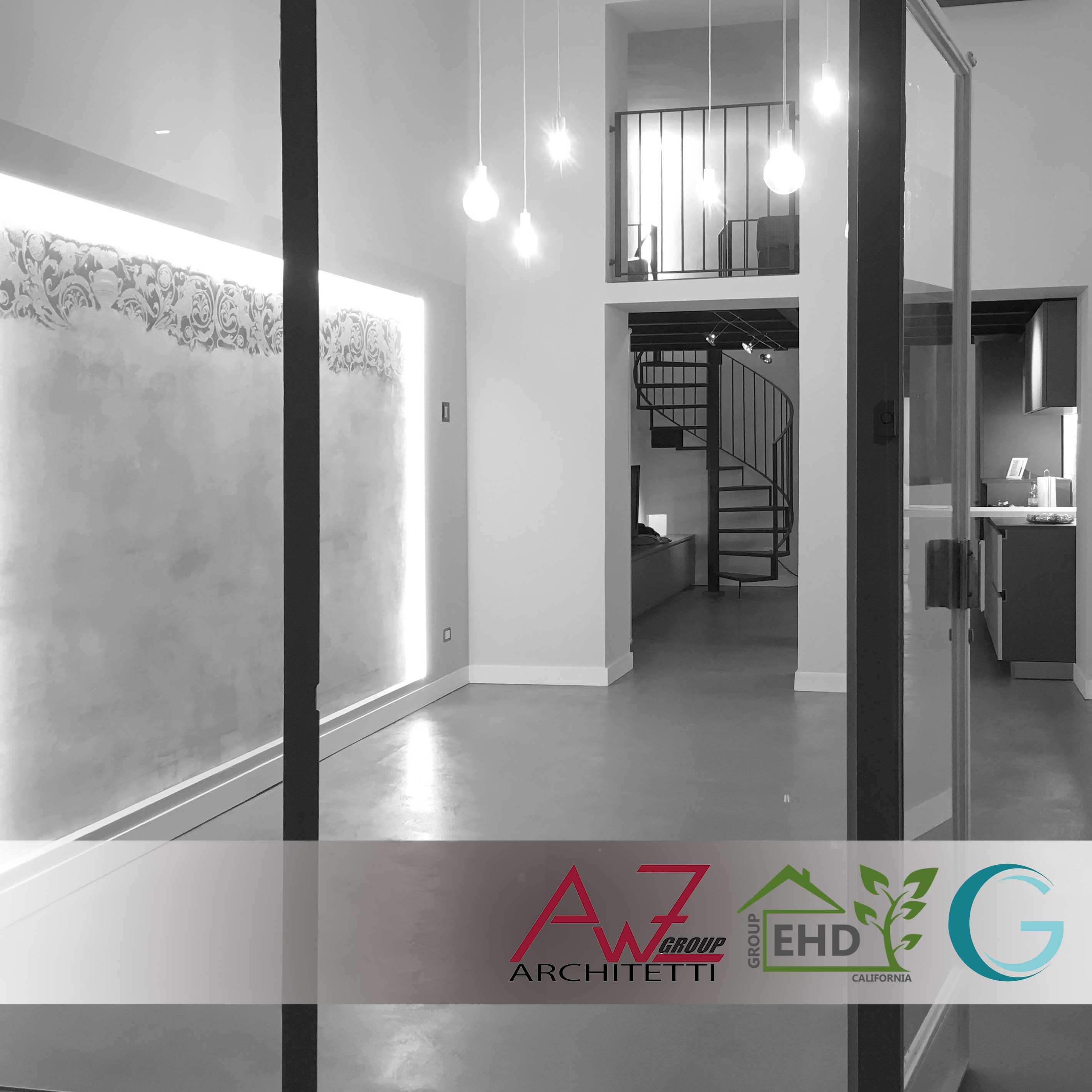 Logo AWZ group Architetti