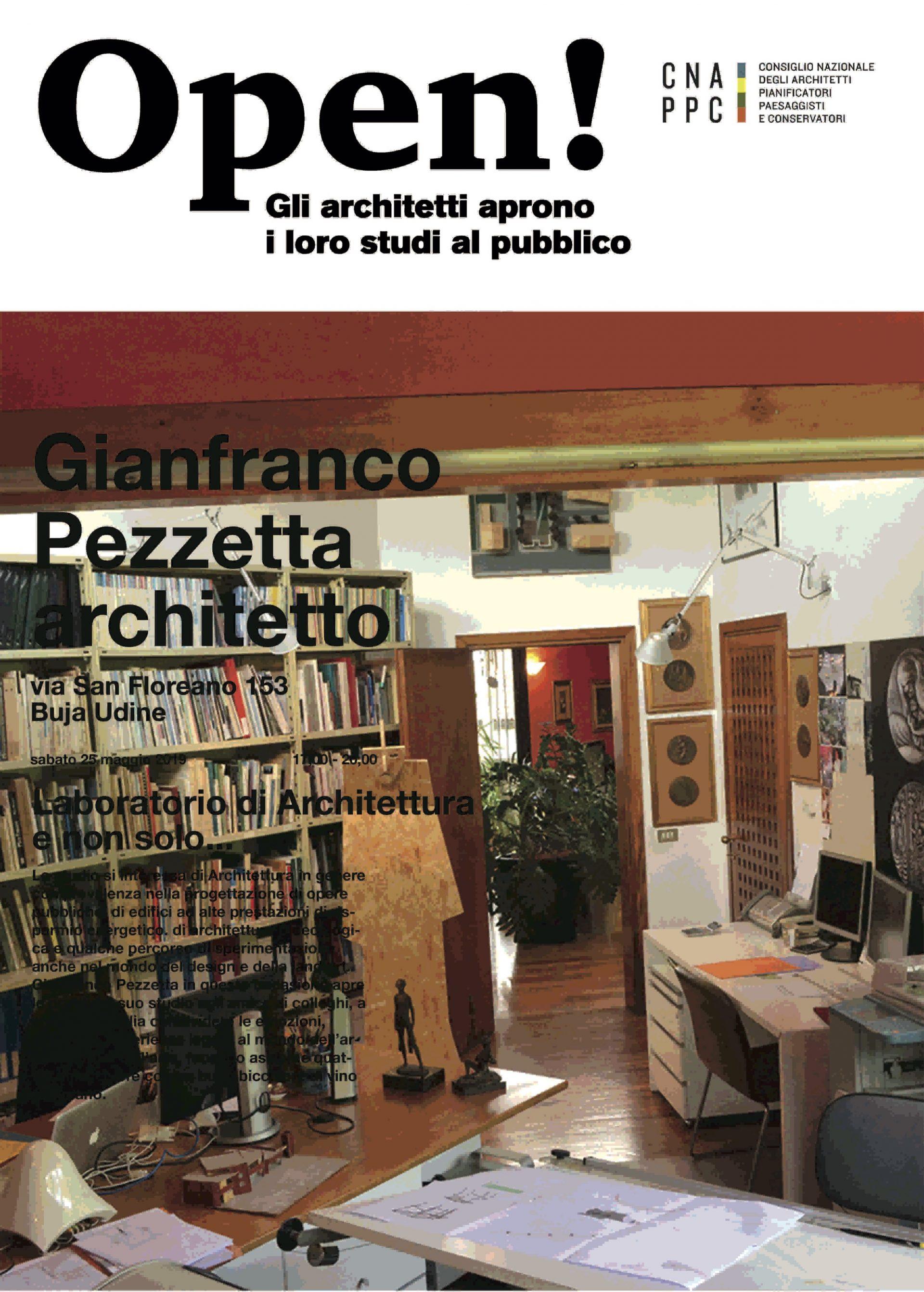 fotografie dello studio di architettura