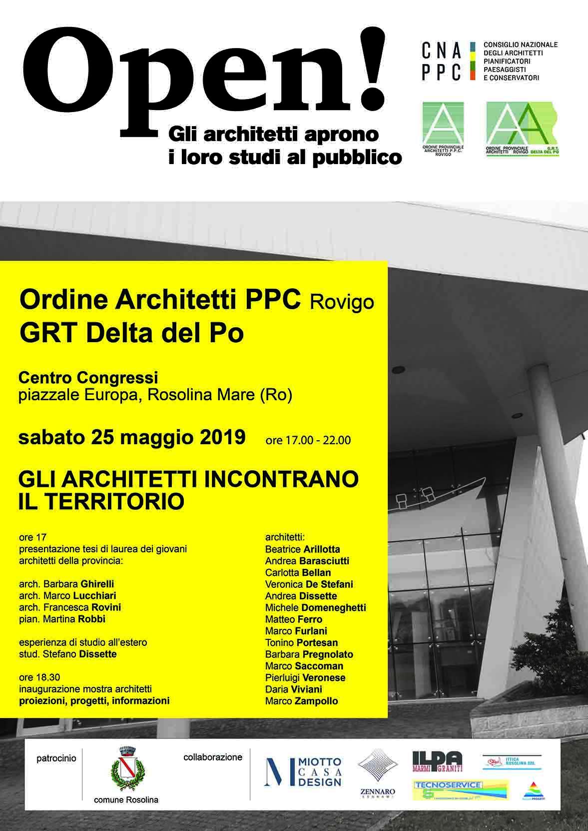 Centro Congressi Rosolina Mare