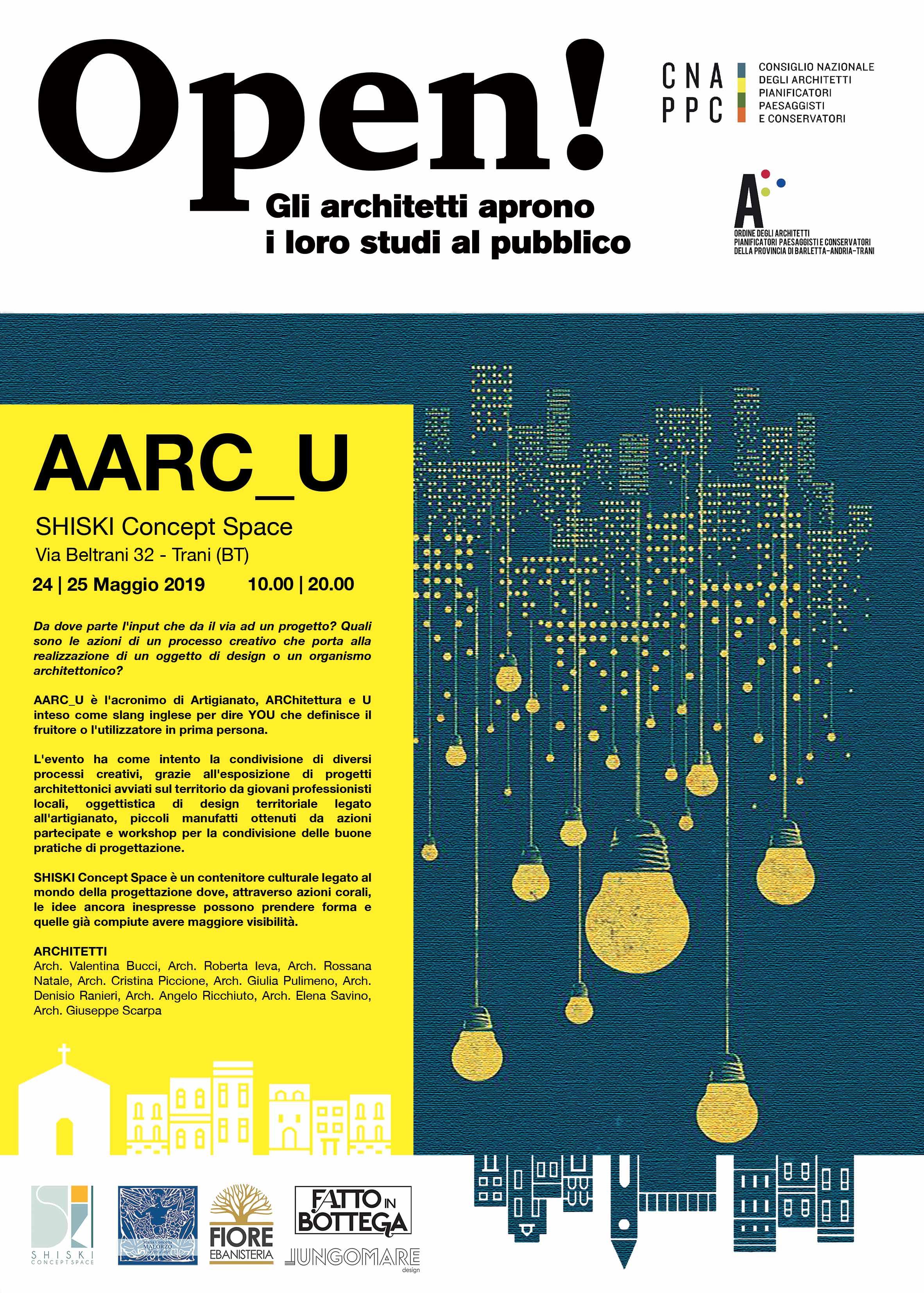 Studio Di Architettura In Inglese shiski concept space - open!