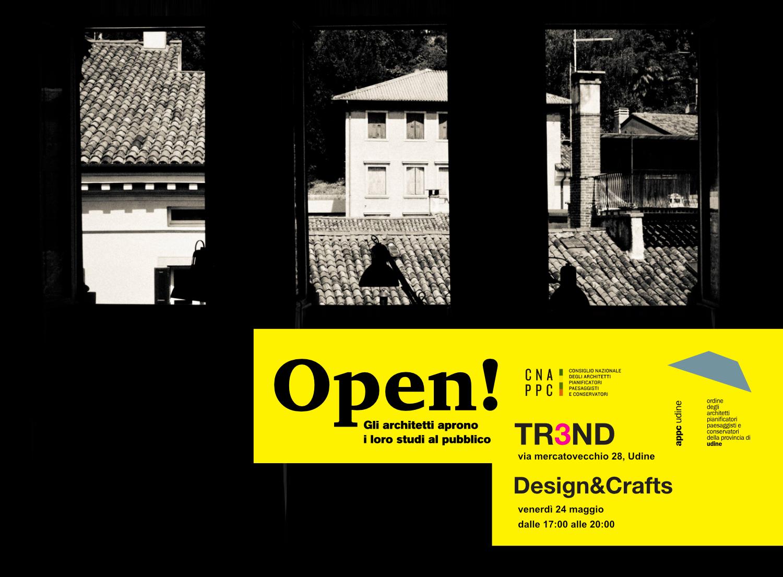 Fotografia interno TR3ND, via mercatovecchio 28 Udine