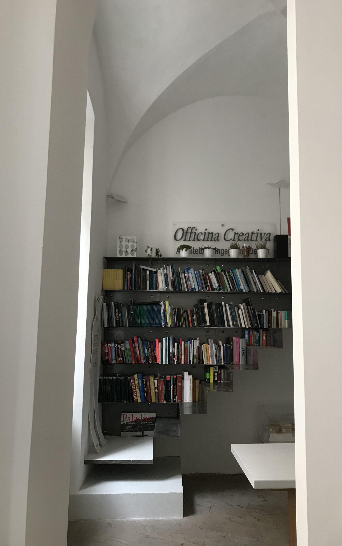 fotografia di uno studio di architettura