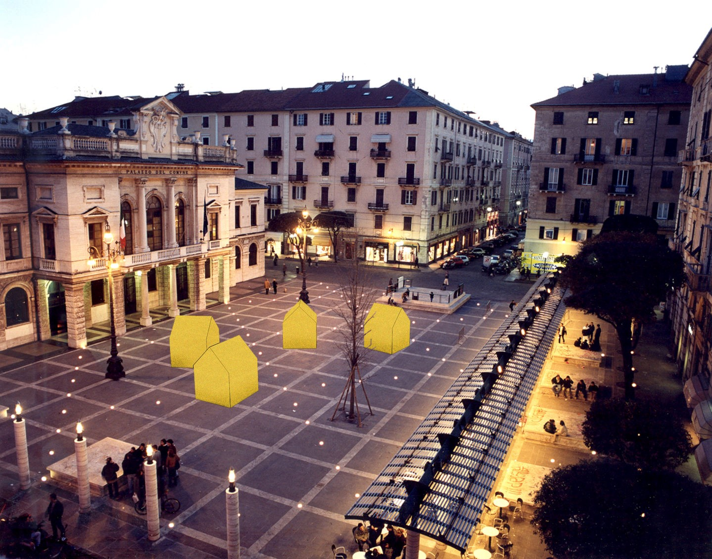 piazza sisto IV