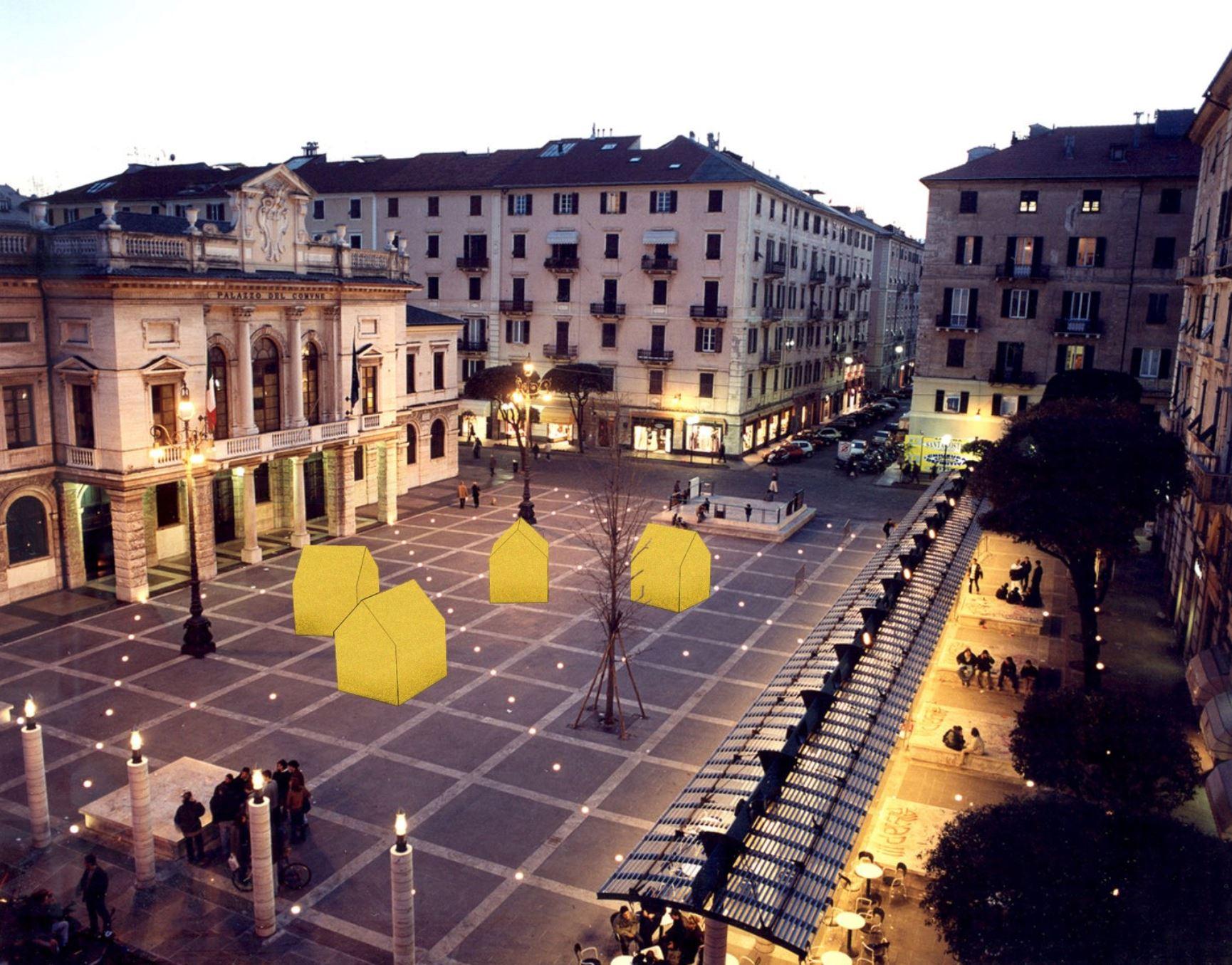 Piazza Sisto IV, Savona (SV)