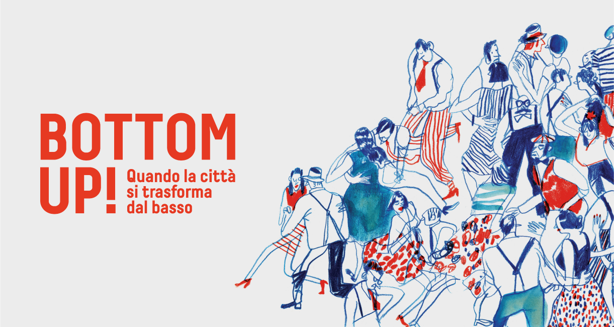 Illustrazione di Vitkoria Semikina per Bottom Up!