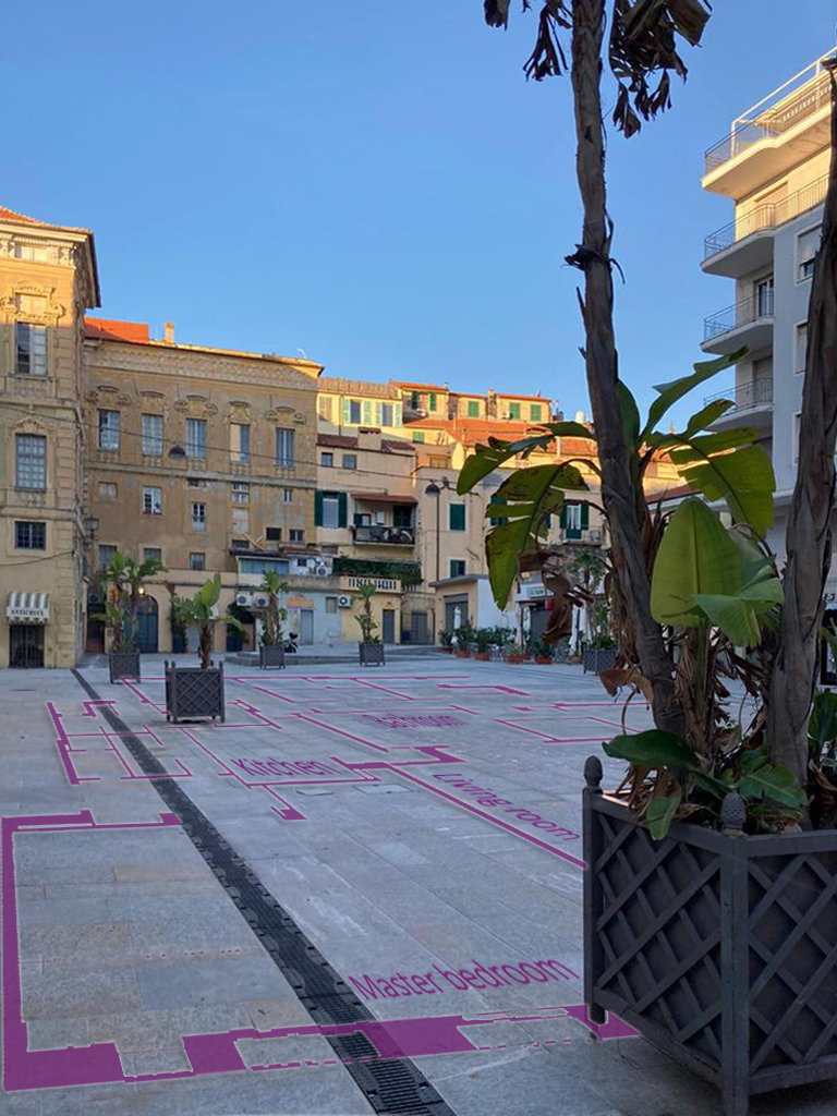 Fotografia di Piazza Borea d'Olmo