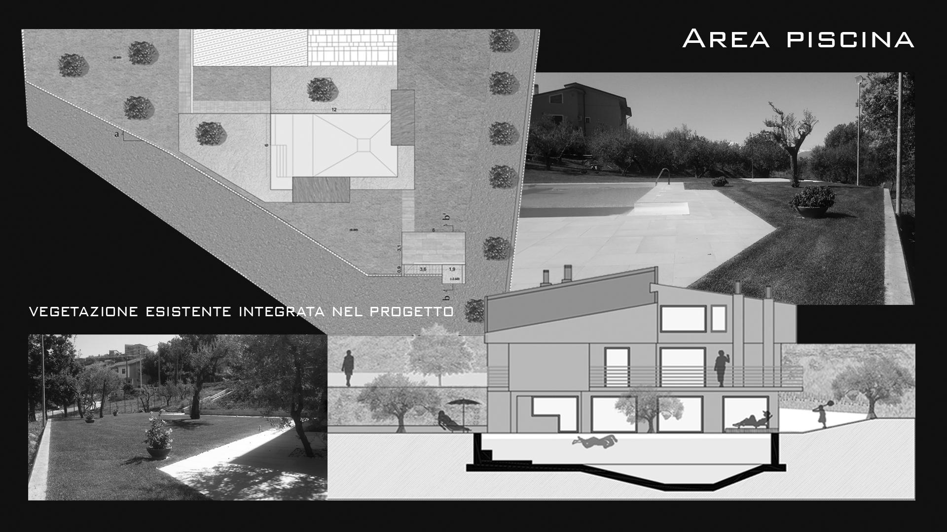 Progetto outdoor casa ZN